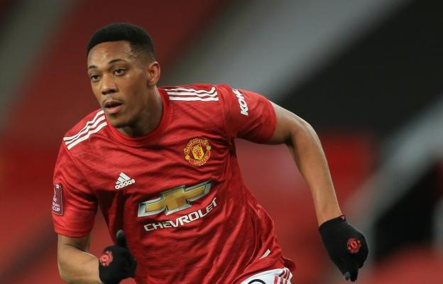 Manchester United Kalahkan Newcastle, Anthony Martial Diserang Warganet