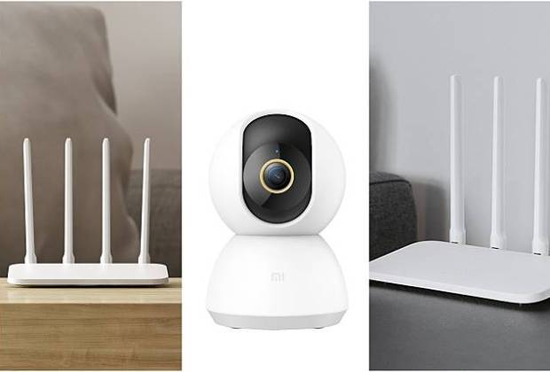 Xiaomi Luncurkan Router dan Home Security Camera