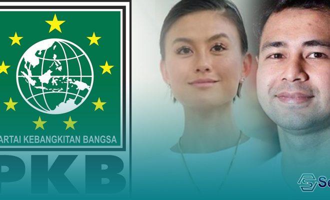PKB Timang Raffi Ahmad dan Agnez Mo Maju Pilgub DKI 2024