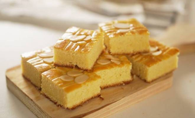 Resep Lekker Holland, Butter Cake Khas Belanda
