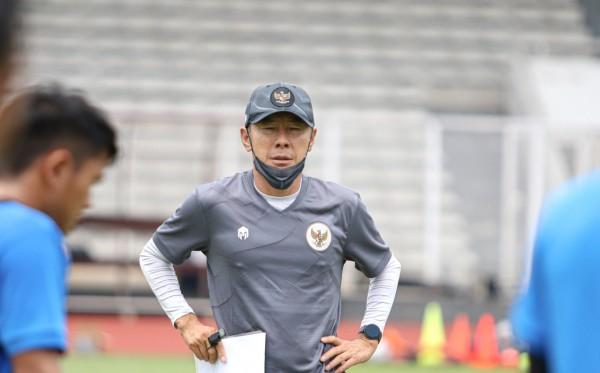 Shin Tae Yong Beri Pesan untuk Dua Pemain Baru Timnas U-23