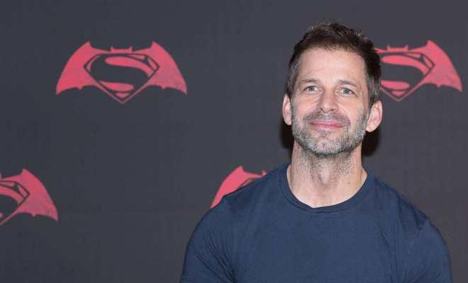 Sutradarai Ulang 'Justice League', Zack Snyder Rela Tak Dibayar