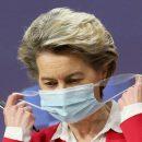 Presiden Komisi Eropa Akui Vaksinasi Eropa Berantakan