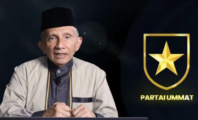 Amien Rais Bakal Deklarasikan Partai Ummat Saat Ramadan