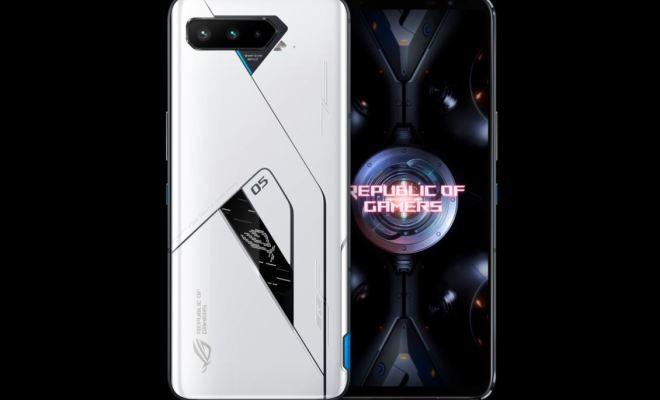 Asus ROG Phone 5 Resmi Diluncurkan, Ini Spesifikasi dan Harganya