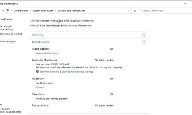 Cara Mengatasi Blue Screen Windows 10 tanpa instal ulang