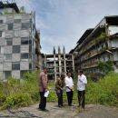 Di Tengah Heboh Kudeta Demokrat, Jokowi Ungkap Niatnya Lanjutkan Proyek Hambalang, Kebetulan?