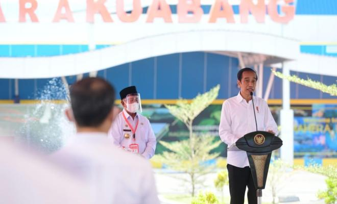 Alasan Jokowi Jorjoran Bangun Infrastruktur Baru