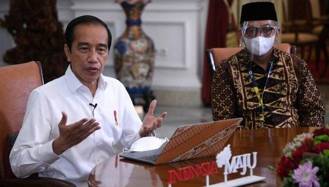 Jokowi: Gaungkan Benci Produk-produk Luar Negeri!