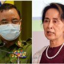 Junta Militer Myanmar Tuduh Suu Kyi Korupsi 8,5 Miliar Rupiah