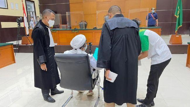 Komisi Yudisial: Hakim Sidang Rizieq Bertindak Sesuai Hukum Acara