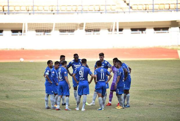 Masa Persiapan Terbatas, Persib Tak Incar Juara Piala Menpora 2021