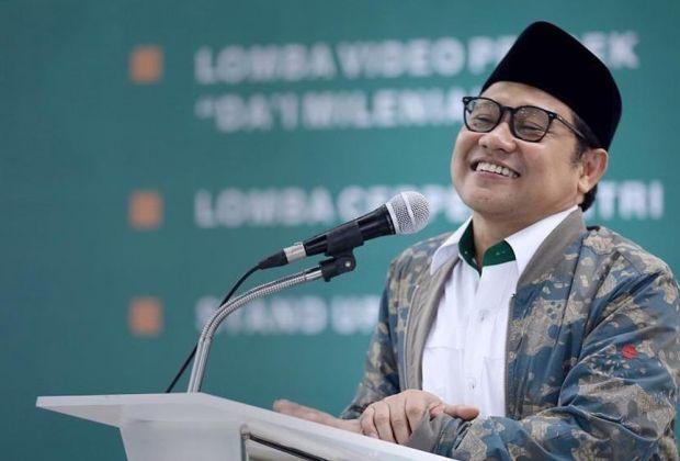Puja Puji Putra Jokowi, Cak Imin Dukung Gibran Maju Pilgub DKI