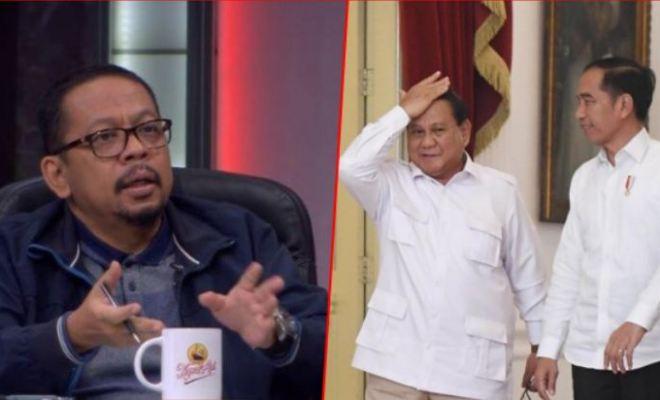 Demi Hindari Polarisasi, Qodari Lempar Wacana Kontroversial Duet Jokowi-Prabowo 2024