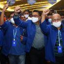 Survei Charta Politika: 51,3% Yakin Istana Tak Terlibat KLB Demokrat