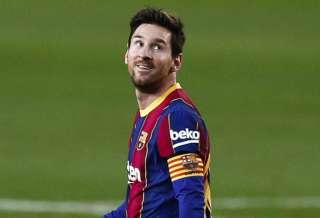 Torehan Gol-gol Lionel Messi di 2021