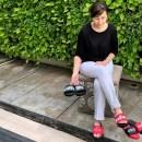 Netizen Kaget Campur Kagum, Veronica Tan Mantan Istri Ahok Ketahuan Jualan Sandal di Instagram