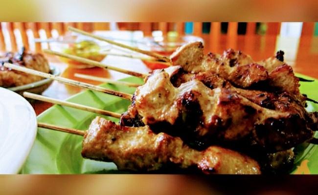 Bingung Cari Lauk Makan Siang? Coba Sate Ikan Tuna Krispi