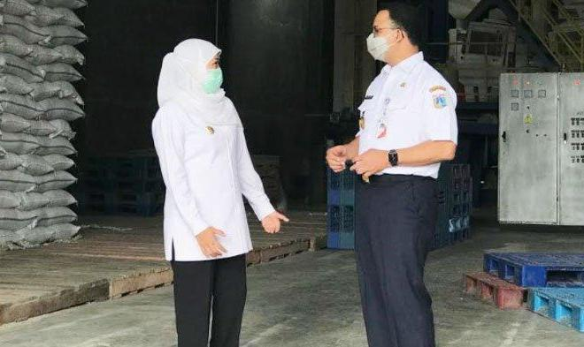 Anies Bertemu Khofifah di Ngawi Minggu Pagi, Pengamat: Sinyal Siap Bangun Chemistry