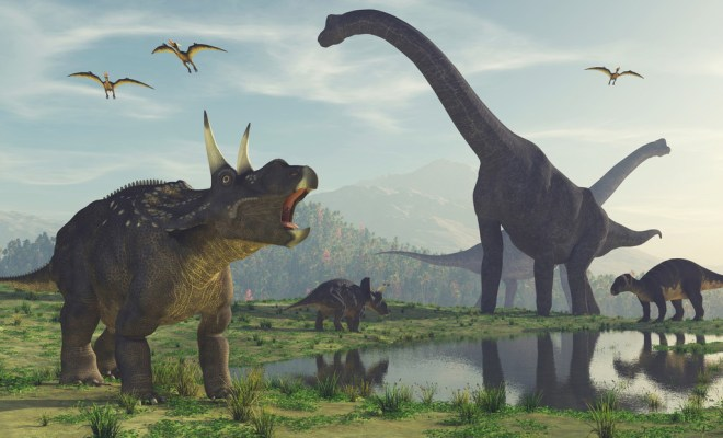 Dinosaurus Bakal Kembali Hidup dengan Teknologi Elon Musk