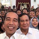 Hasil Survei KedaiKOPI: Elektabilitas Prabowo Tertinggi Kalahkan Jokowi