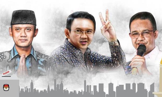 Hasil Survei SSC: Elektabilitas AHY Melesat Salip Anies dan Ahok