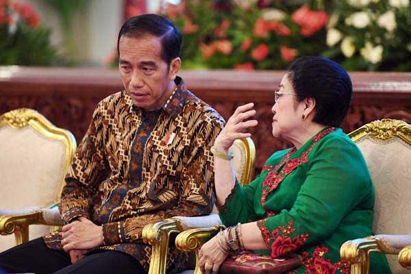 Jokowi Dinilai Paling Layak Jadi Ketua Umum PDIP Gantikan Megawati