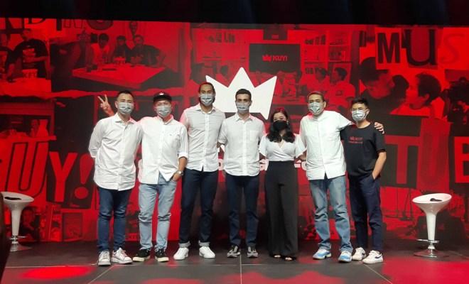 Mega Project Kolaborasi Raffi Ahmad dan Gading Marten di Industri Digital