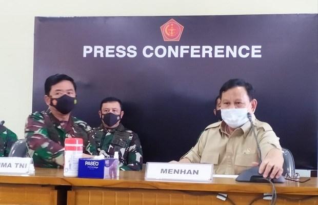 Prabowo dan Ironi Modernisasi Alutsista Gunakan 'Barang Bekas'