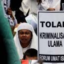 Survei SMRC: 60 Persen Responden Muslim Tak Percaya Isu Kriminalisasi Ulama