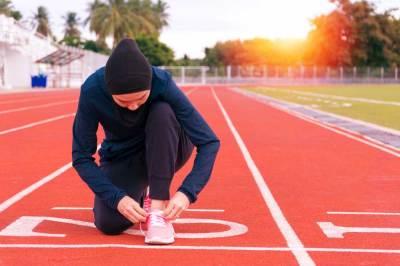 Tips Agar Tetap Bisa Berolahraga Saat Puasa