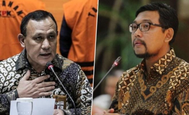 Dicap Tak Lolos TWK, Direktur KPK Terima Tantangan Debat Terbuka Wawasan Kebangsaan Lawan Firli Bahuri
