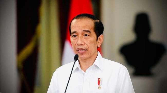 Jokowi Geram Banyak Uang Pemda Mandek di Bank