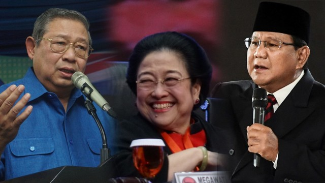 PKS: Prabowo, Megawati dan SBY Bakal Berperan Besar di Pilpres 2024