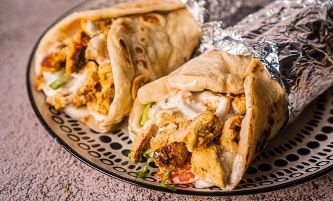 Resep Chicken Shawarma, Kebab Khas Timur Tengah