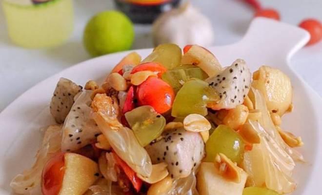 Resep Salad Buah Thai untuk Imbangi Makanan Bersantan Saat Lebaran