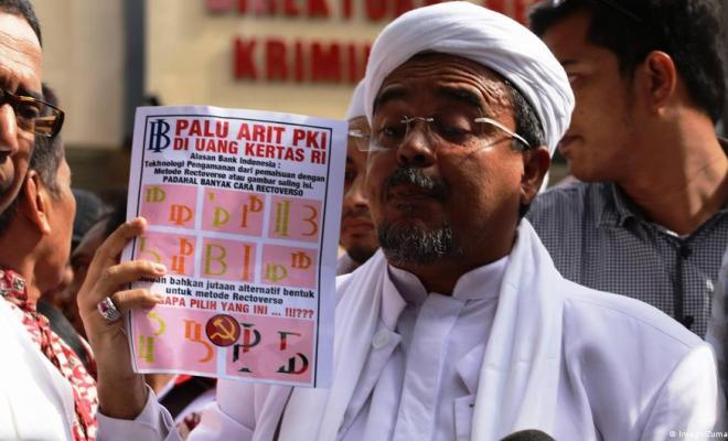 Rizieq Heran, FPI Dibubarkan Justru Setelah Persyaratan Ormas Dipenuhi