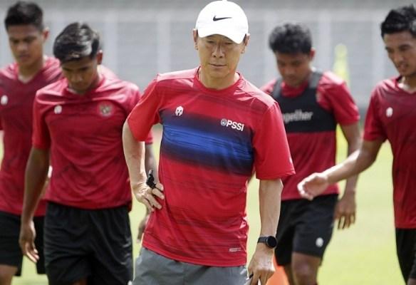 Timnas Indonesia Lebih Segar di Bawah Asuhan Shin Tae Yong