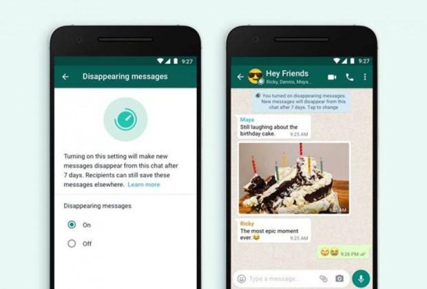 Tingkatkan Privasi Pengguna, WhatsApp Kembangkan Fitur Disappearing Mode