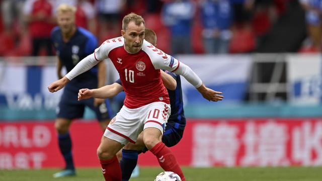 Dokter Timnas Denmark Sebut Eriksen Alami Henti Jantung Saat Euro 2020