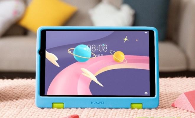 Huawei Luncurkan MatePad T10 Kids Edition untuk Anak Usia Tiga Tahun