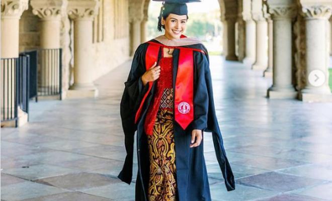 Maudy Ayunda Lulus dari Stanford University, Simak Fakta Menarik Berikut