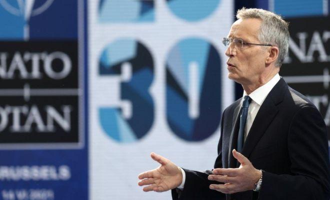 NATO Ingatkan Tantangan Kemajuan Militer China