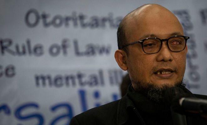 Novel Baswedan Ungkap Isu Taliban dan Anies Baswedan Terkait Polemik TWK