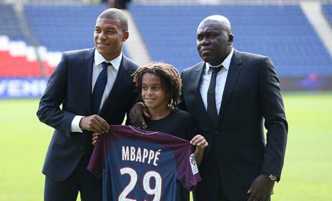 PSG Sepakati Kontrak dengan Ethan Mbappe Sampai 2024