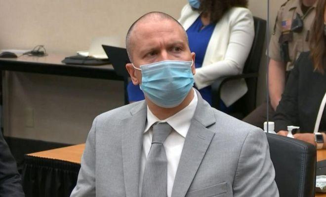 Pembunuh George Floyd Diganjar 22,5 Tahun Penjara