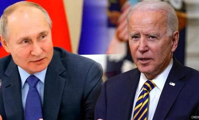 Putin Berharap Joe Biden Tak Terlalu Ceplas-Ceplos seperti Trump
