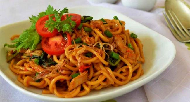 Resep Mi Gomak, Masakan Khas Batak