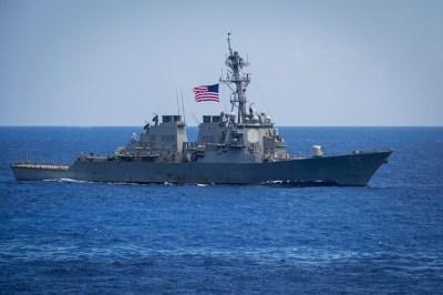 China Juluki AS 'Perusak Terbesar Stabilitas dan Perdamaian'