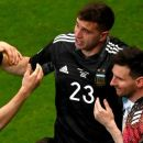 Emiliano Martinez Antarkan Timnas Argentina Jadi Juara Copa America 2021